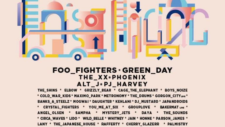 Es oficial: Foo Fighters y Green Day en el Corona Capital
