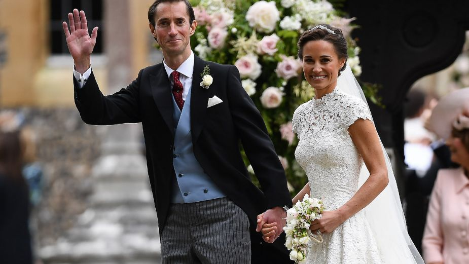 Pippa Middleton se casa con James Matthews