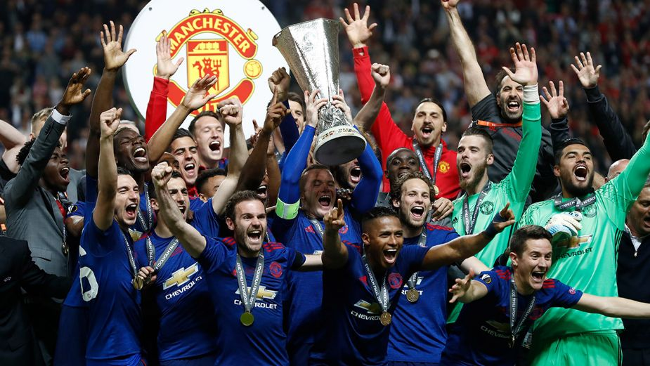 Manchester United, campeón de la Europa League