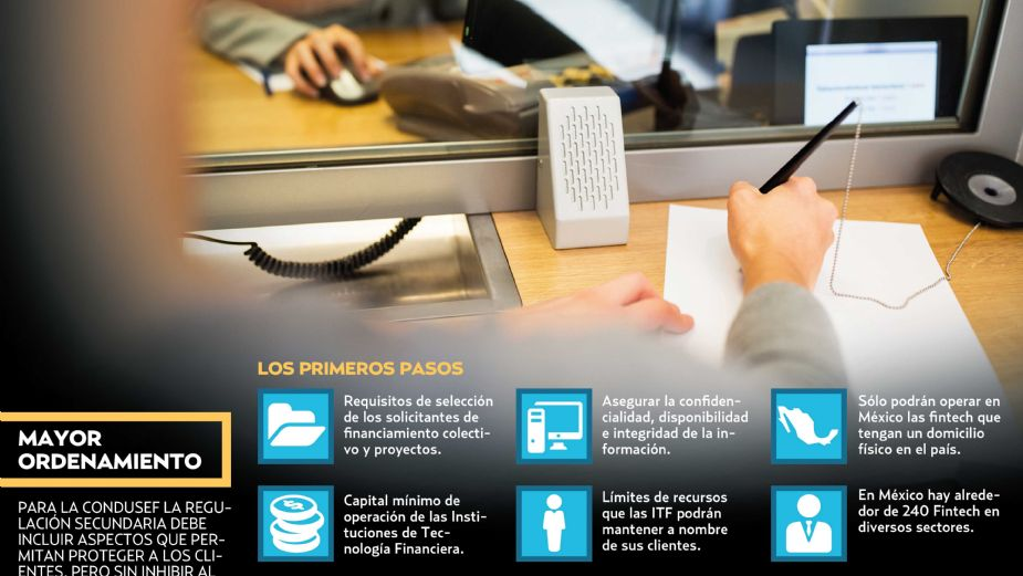 Ley Fintech debe tener flexibilidad - El Heraldo de México