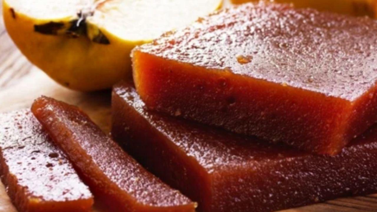Ate de tejocote, guayaba o membrillo; dulce tradicional navideño | El  Heraldo de México