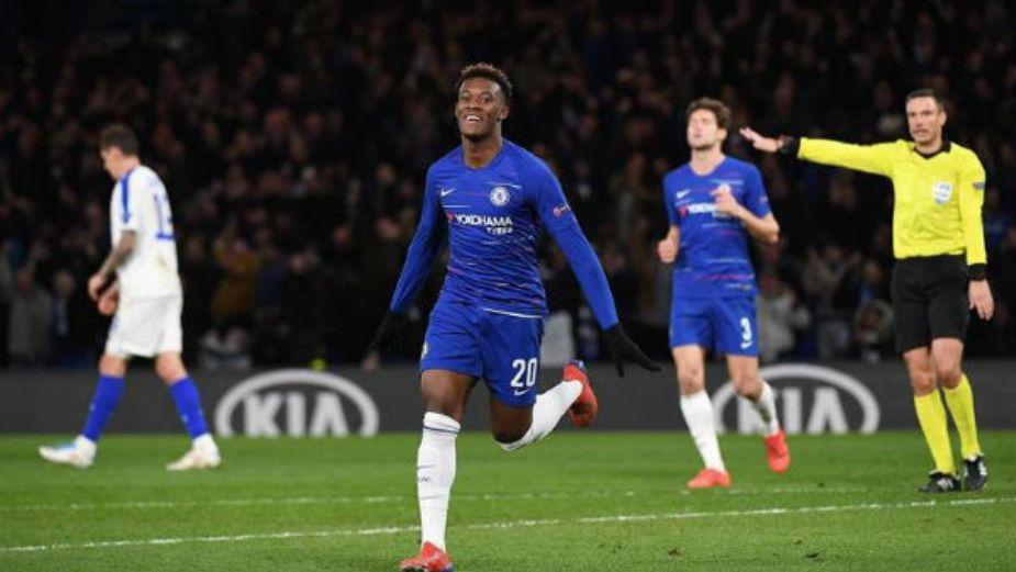 Chelsea, rumbo a cuartos de final de la Europa League - El ...