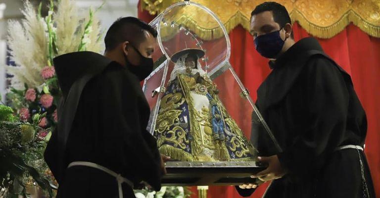 Pilgrimage friars