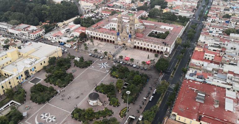 Panoramic basilica