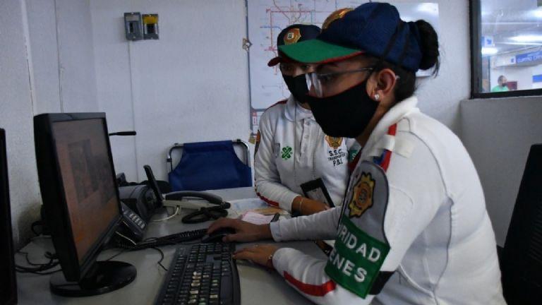 STC Metro activa centros de monitoreo para vigilancia y seguridad de  usuarios | El Heraldo de México