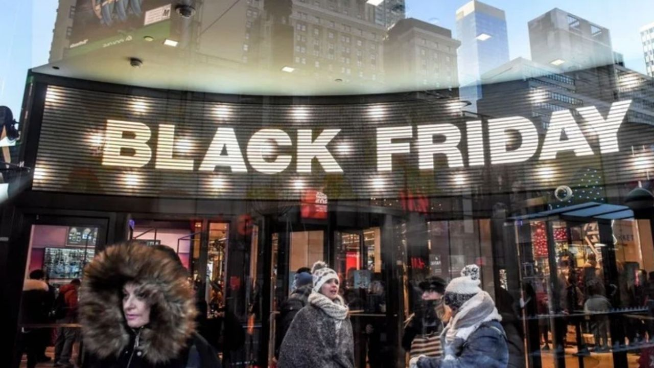 Black Friday Frankfurt