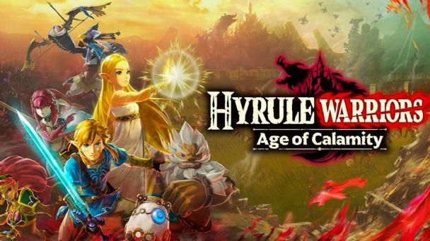 Jugamos Hyrule Warriors Age Of Calamity Para Nintendo Switch Resena En Espanol El Heraldo De Mexico
