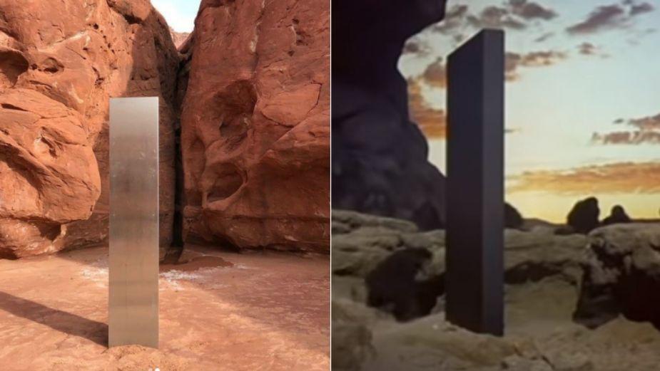 ¿Se resuelve el misterio? Colectivo de artistas se atribuye creación de monolitos en el mundo