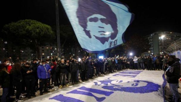Cuerpo de Diego Armando Maradona llega a Casa Rosada; funeral será abierto  al público   El Heraldo de México