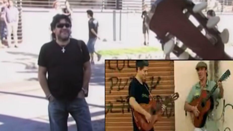 Muere Diego Armando Maradona y reviven la vez que Manu ...