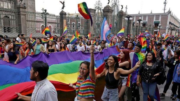 Ya es ley! Puebla aprueba el matrimonio entre personas del mismo sexo | El  Heraldo de México
