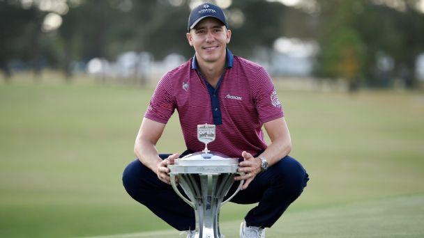 Carlos Ortiz da un gran salto en la clasificación de la PGA tras ganar el Houston Open