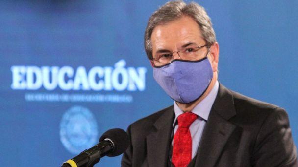 Esteban Moctezuma FELICITA a Delfina Gómez por nombramiento en SEP | El Heraldo de México
