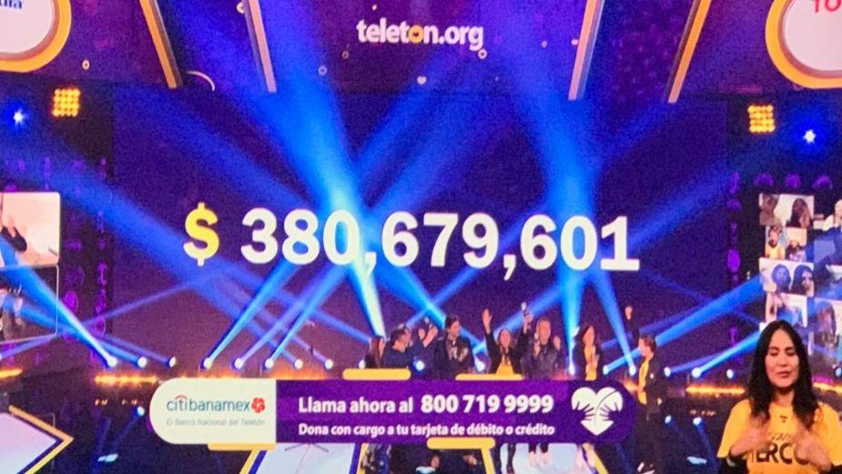 Teletón 2020: ¡Gracias México! Se supera la meta a pesar de las adversidades del año