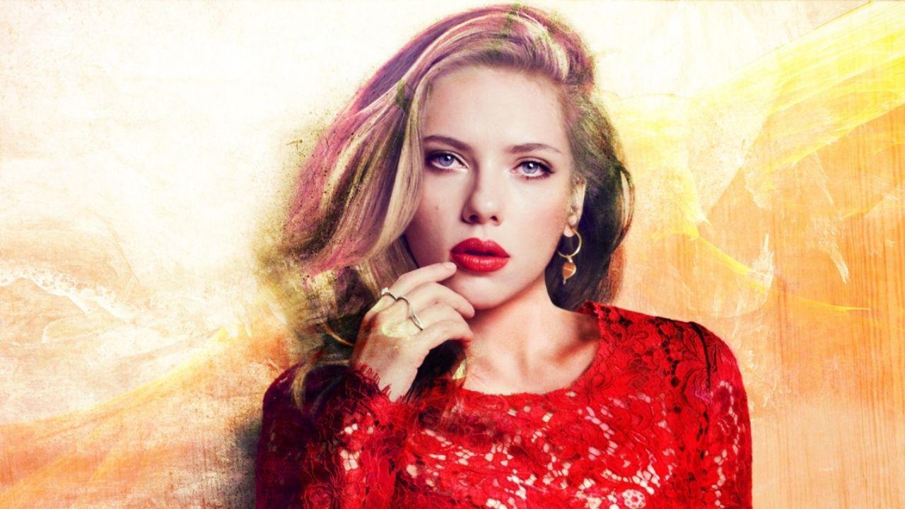 Scarlett Johansson Says Nude Photos Were For Ry