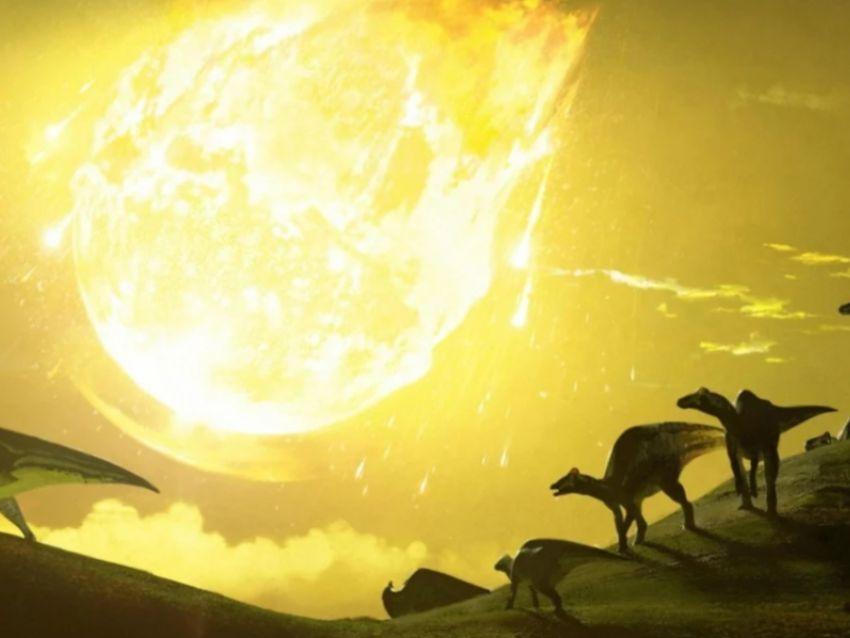 Cientificos Recrean En 3d El Impacto Del Meteorito Que Extinguio A Los Dinosaurios El Heraldo De Mexico En concreto, que es poco posible que un meteorito. cientificos recrean en 3d el impacto