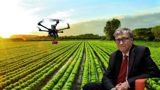 No es broma! Bill Gates se convierte en el agricultor más grande de Estados  Unidos | El Heraldo de México