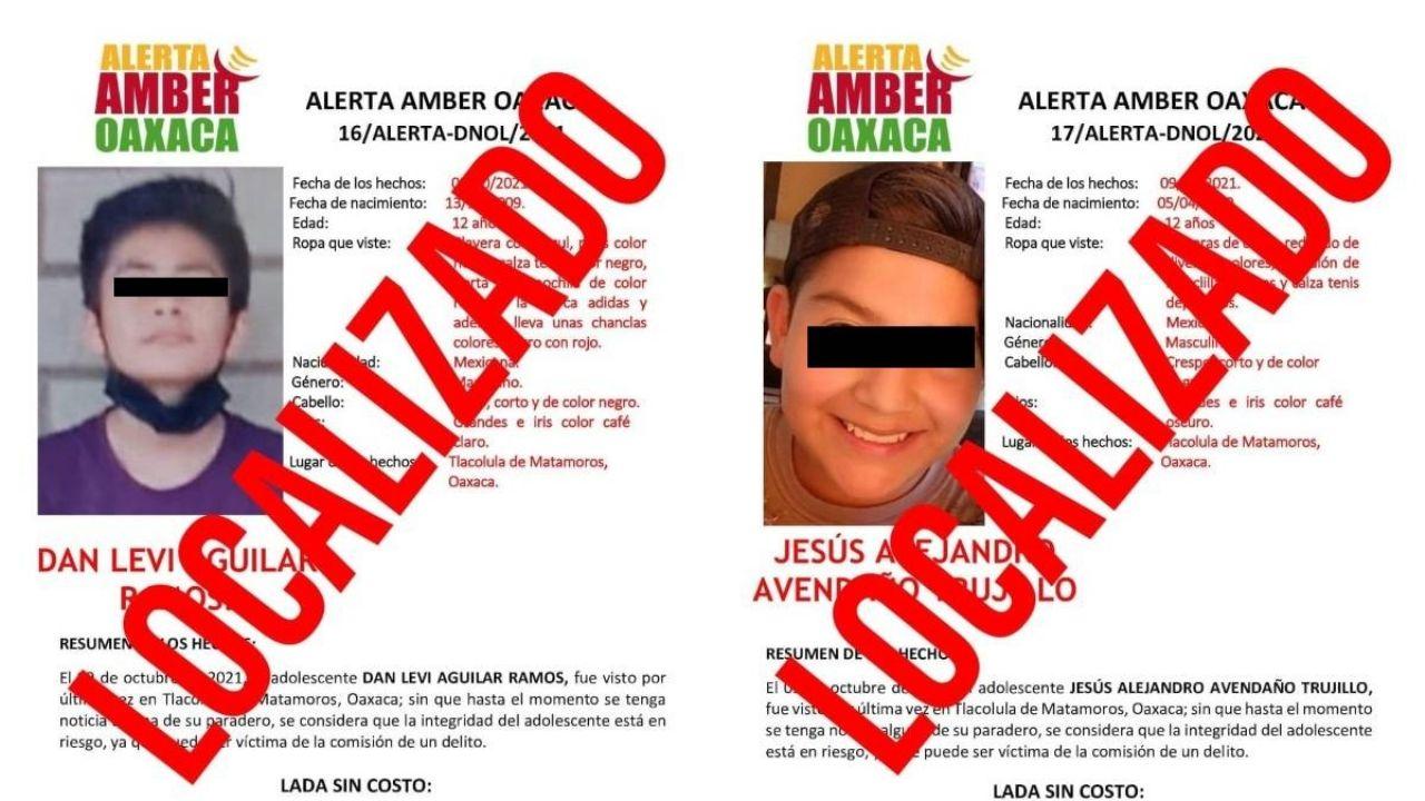 Autoridades de Oaxaca rescatan a menores de edad secuestrados | El Heraldo  de México