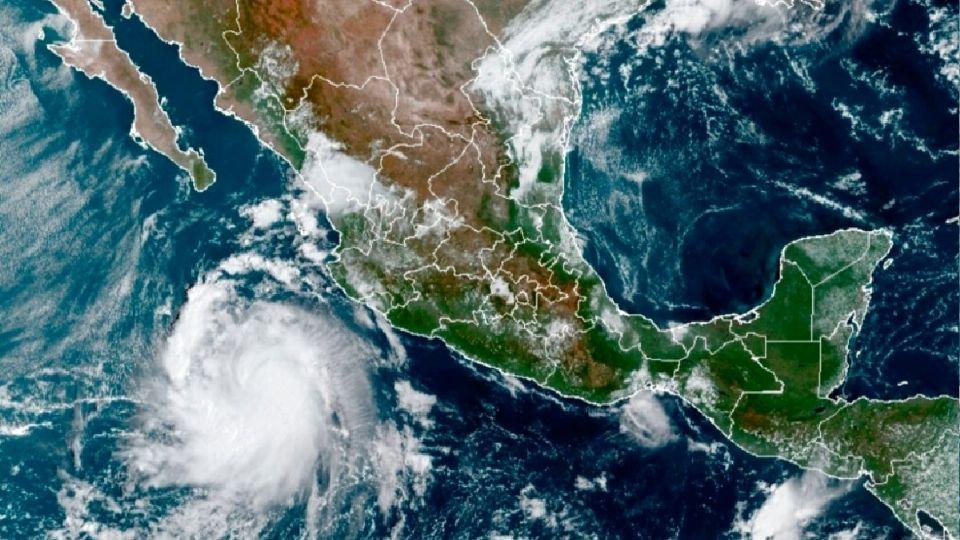 """Si el huracán """"Pamela"""" cambiara de trayectoria o disminuyera su intensidad, se retornará a las actividades normales Foto: Especial"""