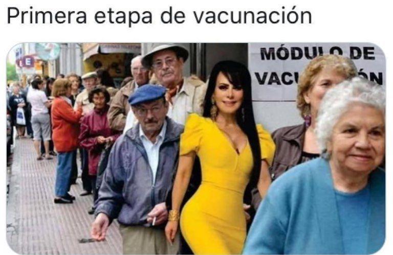 Maribel Guardia protagoniza el MEME del momento; nueva imagen de famoso  chocolate | El Heraldo de México