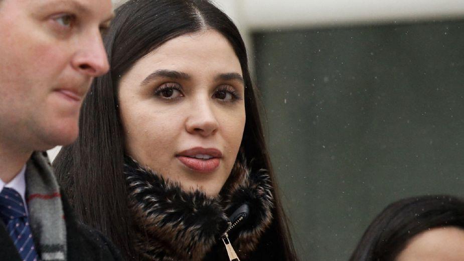 Emma Coronel se declara culpable de tráfico de drogas y lavado de dinero en EU