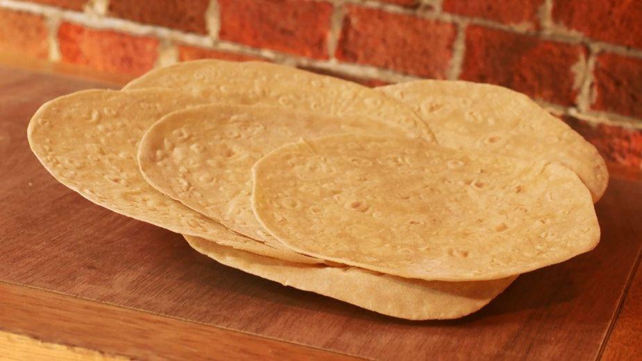 Tortilla se posiciona como un alimento preferido en extranjero