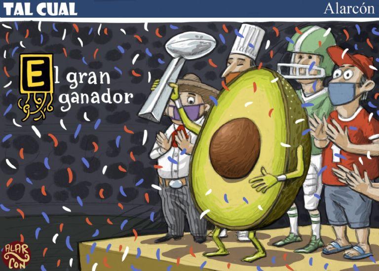 El gran ganador - Alarcón