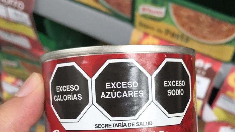 Etiquetado en alimentos pierde su efectividad