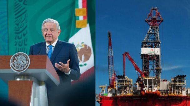 AMLO revela que Pemex encontró un gran yacimiento petrolero en Tabasco | El  Heraldo de México