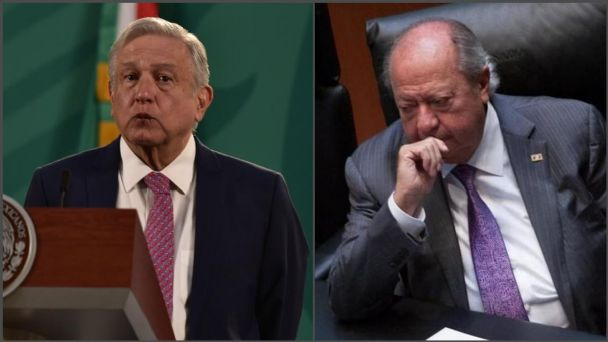 Carlos Romero Deschamps renunció a Pemex a partir de hoy, confirma AMLO    El Heraldo de México