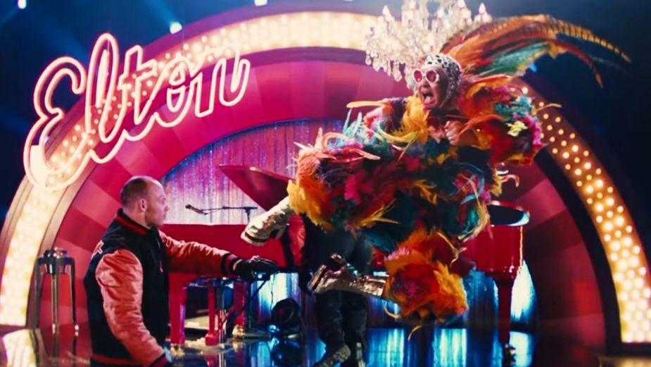 Elton John Kingsman