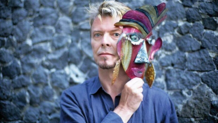 "David Bowie: When the musician visited FINE ARTS and fell in love;  ""I was too happy in Mexico"""