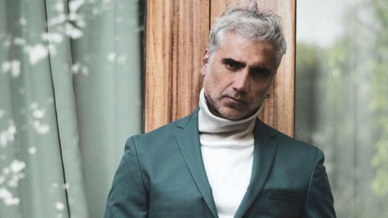 Haters tachan de 'demacrado' a Alejandro Fernández; así les respondió el cantante