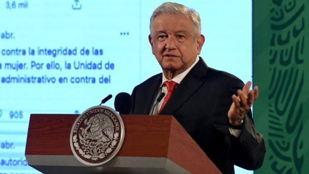 La Mañanera de AMLO: Conoce los temas de hoy lunes 19 de abril 2021 | El  Heraldo de México