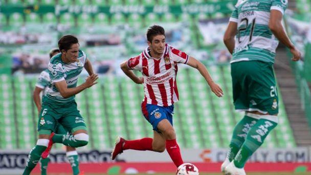 Chivas vs Santos: ¿Qué CANAL y a qué HORA ver el partido de la Jornada 13?    El Heraldo de México