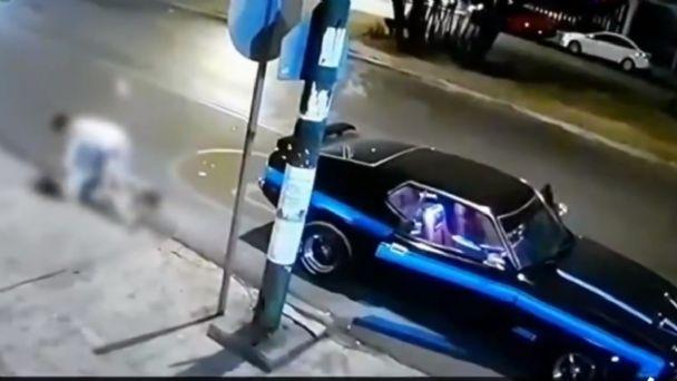 Video: mujer es víctima de un hombre, quien la golpea y estrangula en calles de Ciudad de México_01