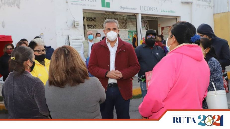 Descubren plan para agredir a candidato de Morena en Ecatepec: VIDEO