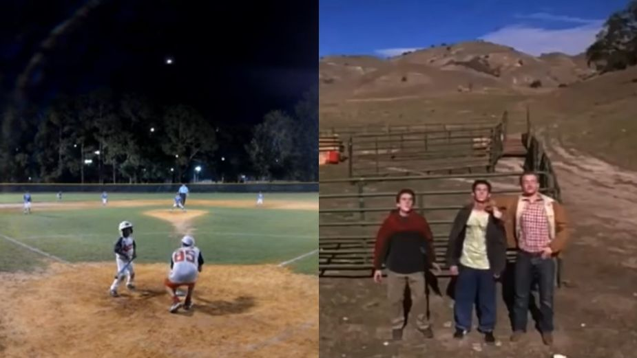 """VIDEO VIRAL: ¡Espectacular! Meteorito """"ilumina"""" el cielo durante partido de baseball infantil"""
