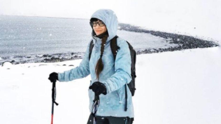 ¡Impactante! Mujer pasa la cuarentena sola en el Ártico; esta es la historia