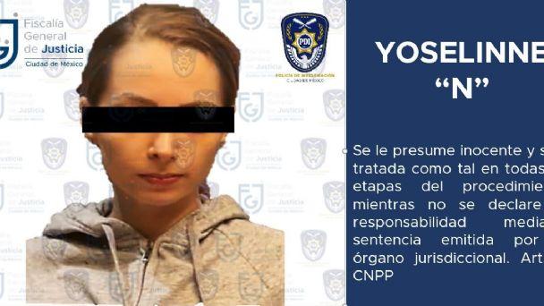 YosStop: Detienen a la youtuber por presunta posesión de pornografía infantil | El Heraldo de México