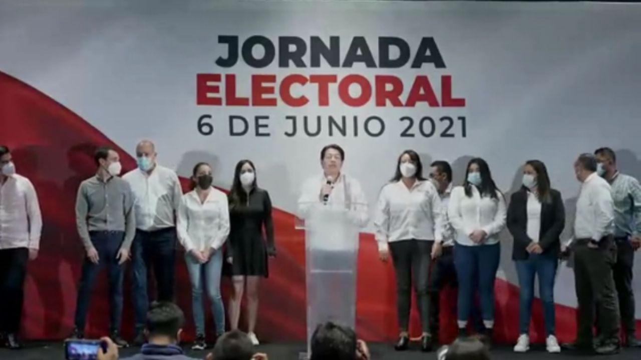 Morena gana 6 gubernaturas y 14 alcaldías en CDMX: Mario Delgado | El  Heraldo de México