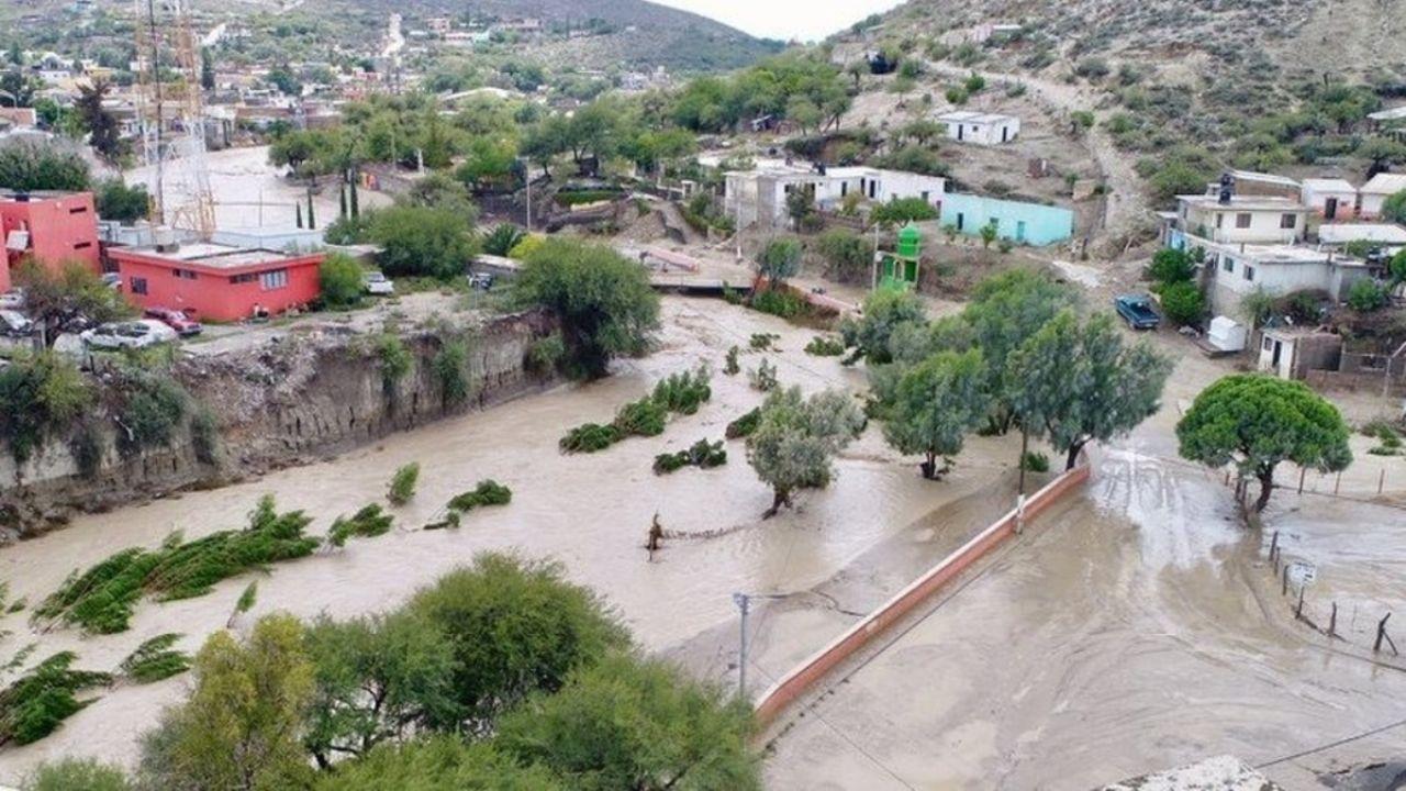 Inundaciones en Matamoros 2021