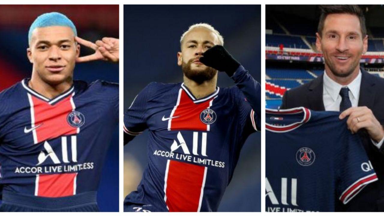 PSG favorito para ser campeón de Champions League para las ...