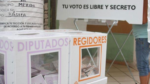 Anulan elección de Uayma, Yucatán, por quema de casillas y robo de paquetes  electorales   El Heraldo de México