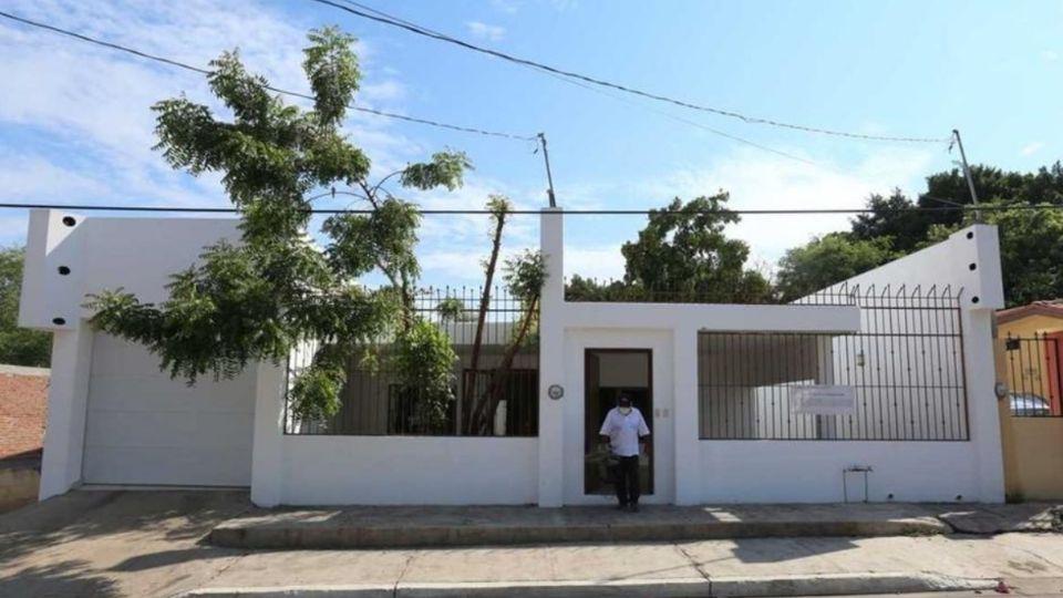 El inmueble se ubica en la colonia Libertad de Culiacán, Sinaloa. Foto: Javier Ríos