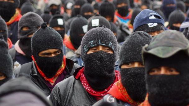 Chiapas, al borde de una guerra civil, advierte el EZLN