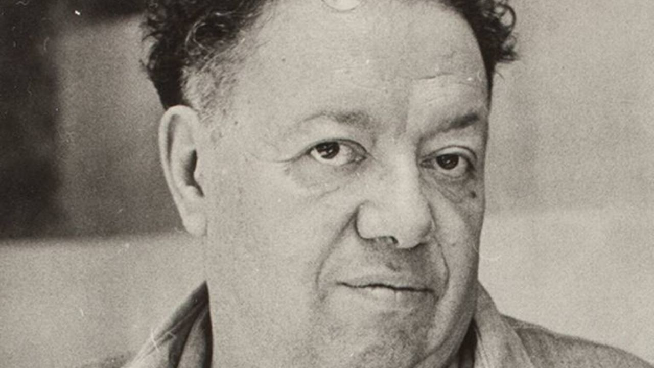 Diego Rivera: Ella es la guapa y talentosa NIETA del famoso muralista mexicano