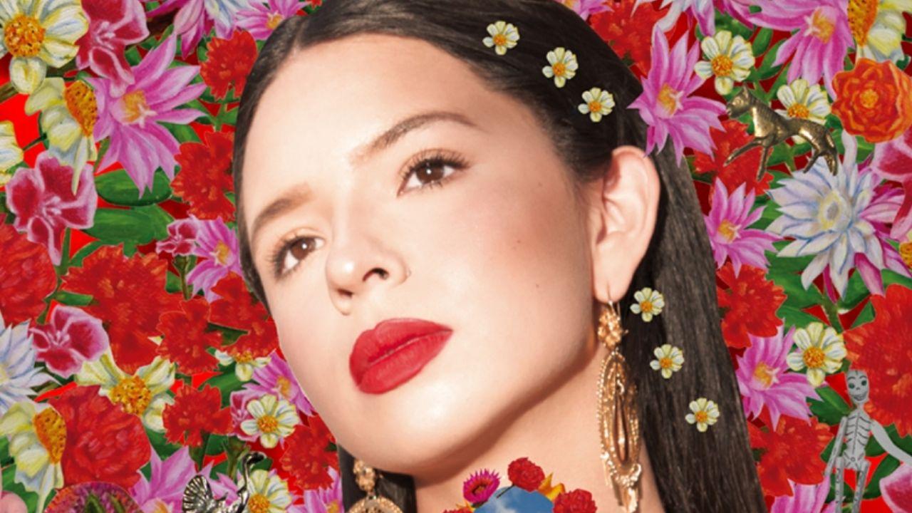 Ángela Aguilar lanza 'Mexicana Enamorada'; su NUEVO disco dedicado a su 'abuelita' Flor Silvestre