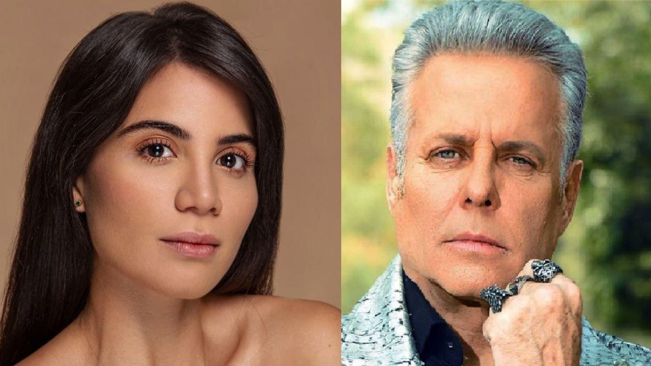 Alexis Ayala niega tener una relación de 'Sugar Daddy' con Cinthia Aparicio, actriz 28 años menor