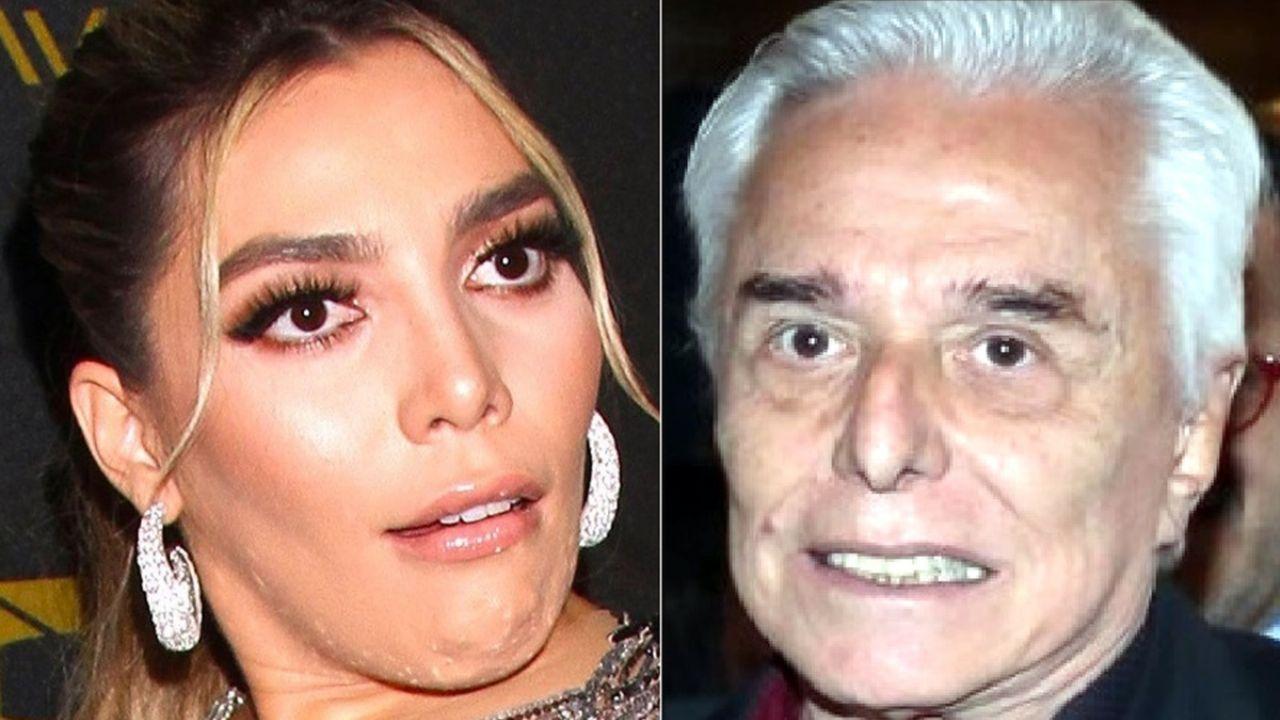 Enrique Guzmán prepara demanda contra su nieta Frida Sofía